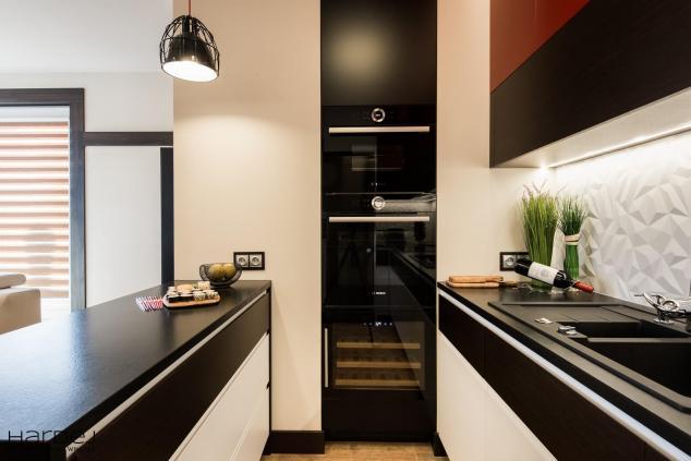 projekt wnętrza kuchnia nowoczesna