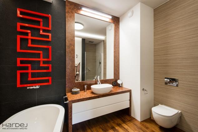 projekt wnętrza łazienka 2