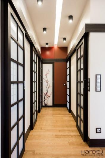 projekt wnętrza styl japoński 1