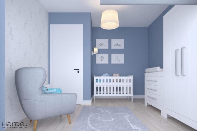 aranżacja pokój dla małego chłopca