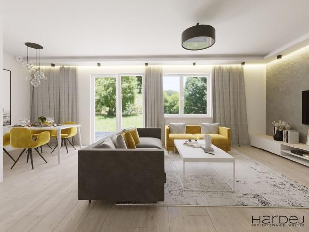 2-projekt-wnetrz-duzy-salon-kominek-kamien-tynk-architektoniczny