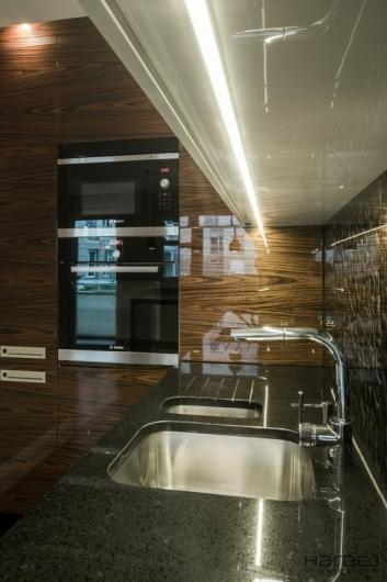 projekt wnętrza nowoczesna kuchnia