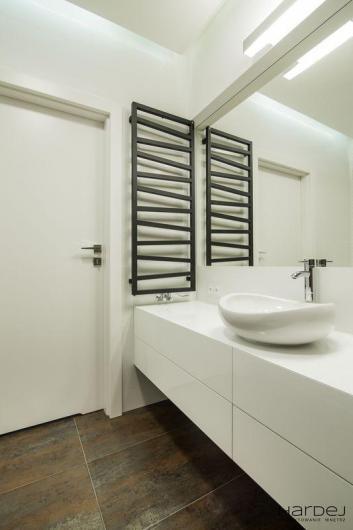 łazienka grzejnik zig zag