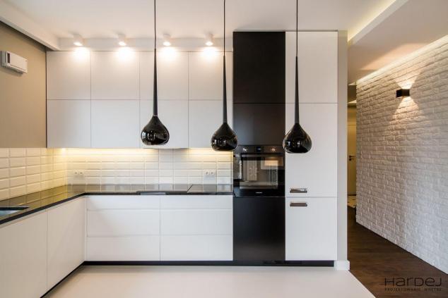 styl minimalistyczny kuchnia