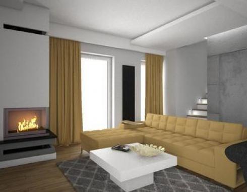 Dom styl nowoczesny