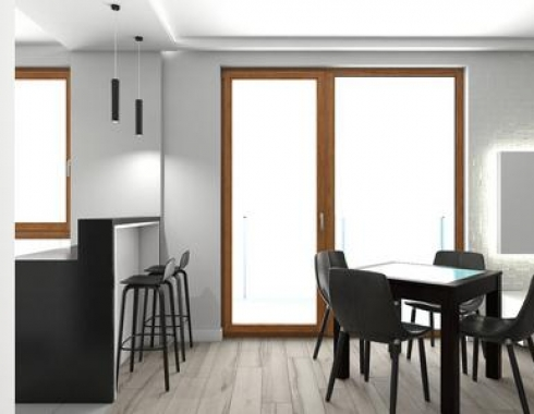 Mieszkanie styl minimalistyczny