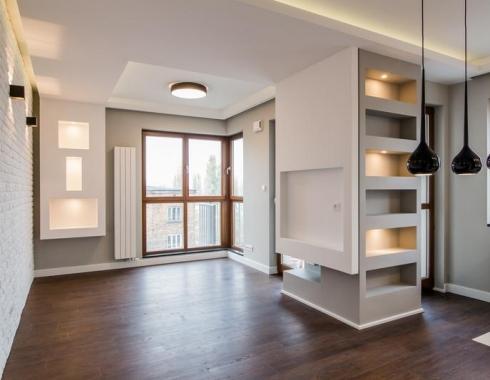 Mieszkanie w minimalistycznym wydaniu