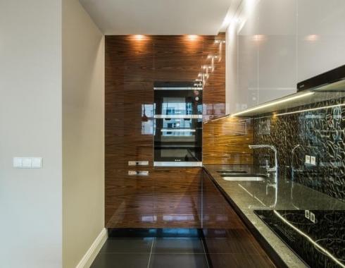 Mieszkanie w stylu Art-Deco